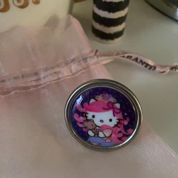 🎀TARINA TARANTINO✨ Hello Kitty Adjustable Ring